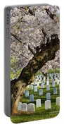 Arlington National Cemetary Portable Battery Charger