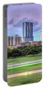 Austin At Twilight Portable Battery Charger