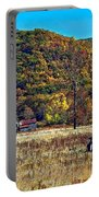 Autumn Farm Portable Battery Charger