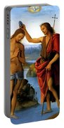 Baptism Portable Battery Charger