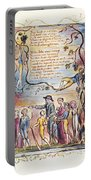 Blake: Songs Of Innocence Portable Battery Charger