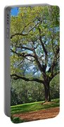 Bok Tower Gardens Oak Tree Portable Battery Charger
