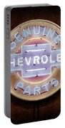 Chevrolet Neon Sign Portable Battery Charger