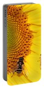 Chipmunk's Peredovik Sunflower Portable Battery Charger