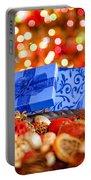 Christmas Box Portable Battery Charger