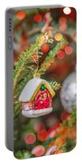 Christmas Tree Ornaments And Decorations Portable Battery Charger