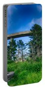 Clingmans Dome - Great Smoky Mountains National Park Portable Battery Charger