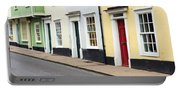 Colorful Houses Portable Battery Charger
