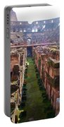 Colosseum Portable Battery Charger