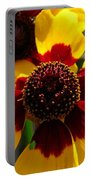 Coreopsis Or Golden Tickseed Portable Battery Charger