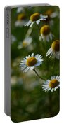 Corn Chamomile Portable Battery Charger
