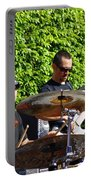 Dave Lombardo And Pancho Tomaselli Portable Battery Charger