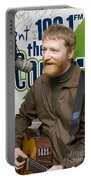 David Lowery Of Cracker Portable Battery Charger