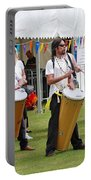 Dende Nation Samba Drum Troupe Portable Battery Charger