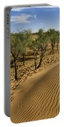 Desert Tamarix Trees Portable Battery Charger