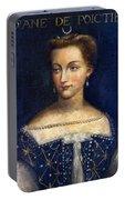 Diane De Poitiers (1499-1566) Portable Battery Charger
