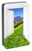 Door To New World Portable Battery Charger