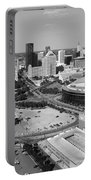 Downtown Skyline Of St. Paul Minnesota Portable Battery Charger