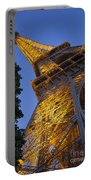 Eiffel Twilight Portable Battery Charger