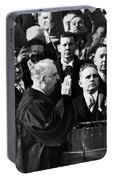 Eisenhower Inauguration Portable Battery Charger
