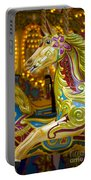 Fairground Carousel Portable Battery Charger