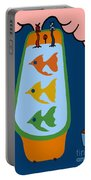 3 Fish In A Tub Portable Battery Charger