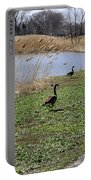 3 Geese Portable Battery Charger