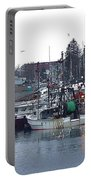 Gloucester Fishing Boats Portable Battery Charger