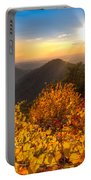 Golden Hour Portable Battery Charger by Debra and Dave Vanderlaan