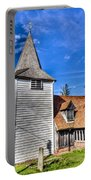 Greensted Church Ongar Portable Battery Charger