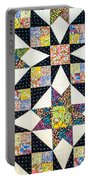 Hand Made Quilt Portable Battery Charger
