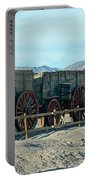 Harmony Borax Works Death Valley National Park Portable Battery Charger