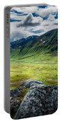 Hatcher's Pass Portable Battery Charger