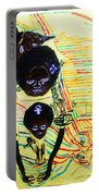 Holy Family Portable Battery Charger by Gloria Ssali