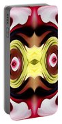 Horizon Abstract Portable Battery Charger