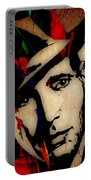 Humphrey Bogart Collection Portable Battery Charger
