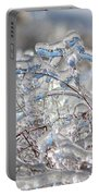 Ice Storm Alfalfa Portable Battery Charger