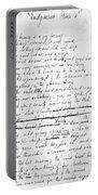 John Keats (1795-1821) Portable Battery Charger