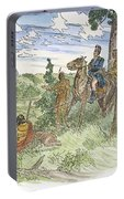 Joseph Brant (1742-1807) Portable Battery Charger