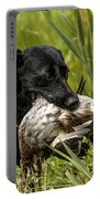 Labrador Retriever Portable Battery Charger