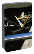 Lincoln Capri Emblem Portable Battery Charger