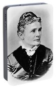 Lucretia Garfield (1832-1918) Portable Battery Charger