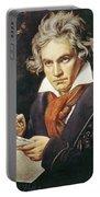 Ludwig Van Beethoven (1770-1827) Portable Battery Charger