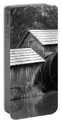 Mabry Mill - Blue Ridge Mountains Portable Battery Charger