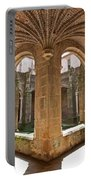 Medieval Monastery Cloister Portable Battery Charger