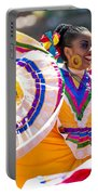 Mexican Folk Dancers Portable Battery Charger