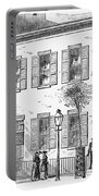 New York: Dispensary, 1868 Portable Battery Charger