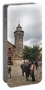 Nurnberg Germany Castle Portable Battery Charger