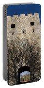 Old Sigulda Castle Ruins Portable Battery Charger