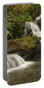 Onomea Falls Portable Battery Charger